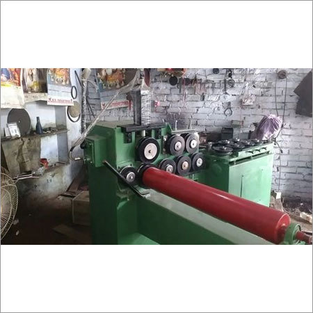 Industrial Wire Straightening Machine