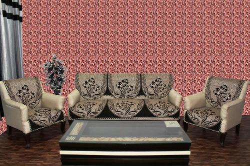 Chenille Sofa Cover Sitara