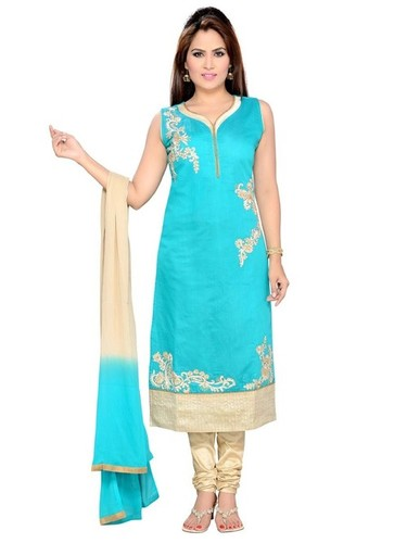 Sleeveless Salwar Suit - Manufacturer 0aa02c492