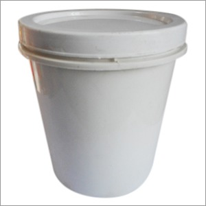 HDPE Lubricant Container