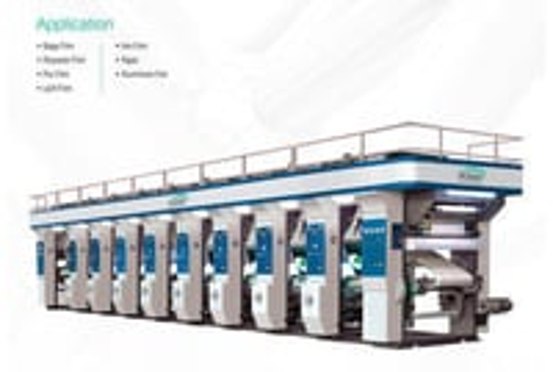BOPP Film Printing Press Machine