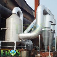 Air Pollution Control Equipment for Steel Re-Rolli