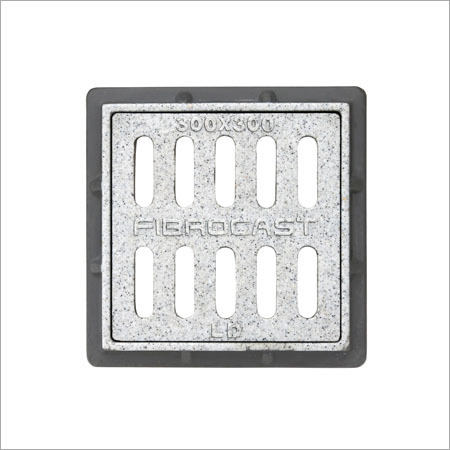 FRP Square Water Gully Cover