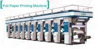Foil Paper Printing Machine