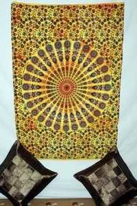 Mandala Circular Tapestry