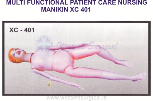 Multifunctional Patient Care Manikin