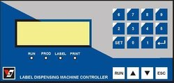 Label Dispensing Controller