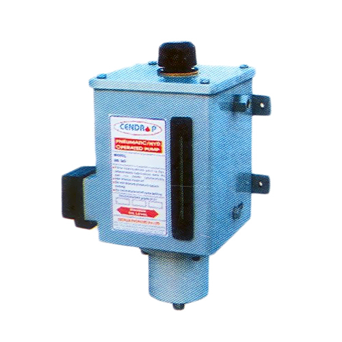 Hydraulic, Pneumatic Operated Pumps