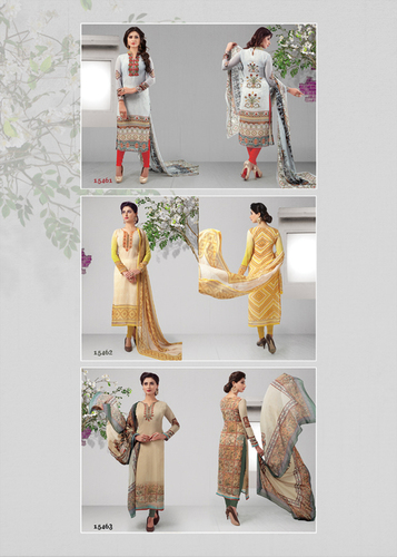 LAEMOTIO STRAIGHT SALWAR KAMEEZ SUITS