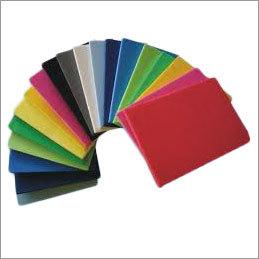 Coloured Eva Sheet