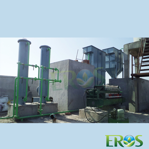 Textile Units Effluent Treatment Plants