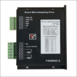 Smart Microstepping Drive