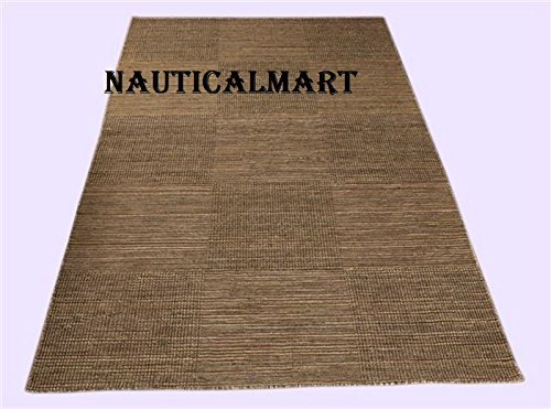 Decorative Dark Beige Handtufted Carpet For Living Room