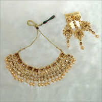 Gold Plated Necklaces Set