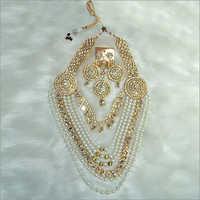 Stone Necklaces Set