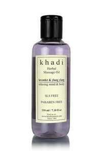 Lavender & Ylang Ylang massage Oil