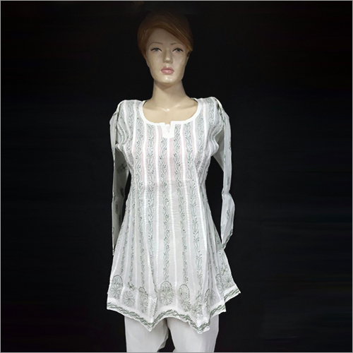 Chikanari Cotton Top