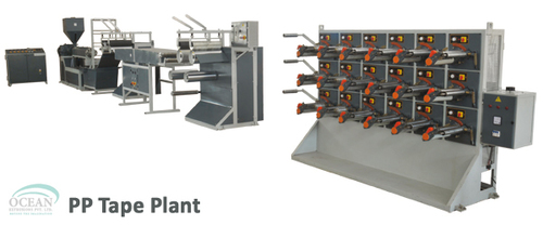PP Tape Plant