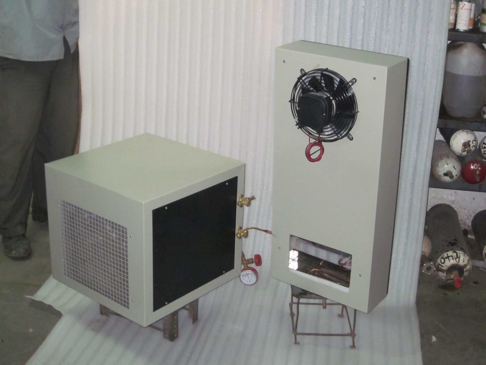 Panel AC