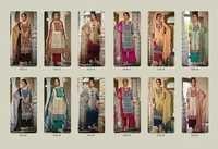 VARSHAA FASHIONS (QUEENS-2) Straight Salwar Kameez Wholesale