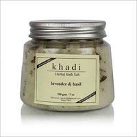 Lavender & Basil Bath Salt