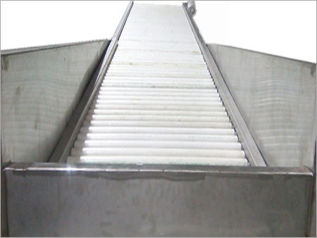 Waterbase Unloader Conveyor