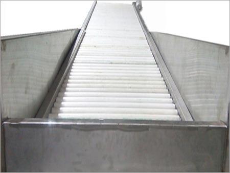 Waterbase Unloader Conveyor