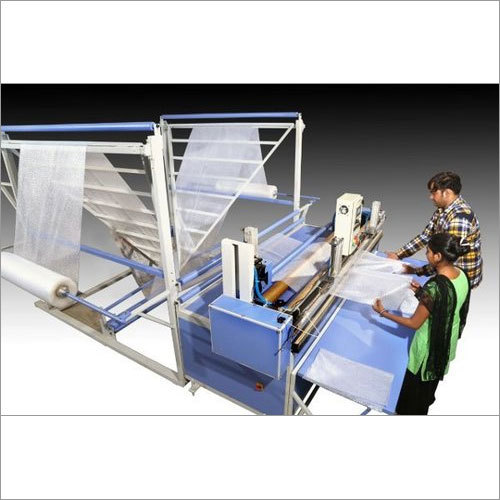 Automatic Air Bubble Bag Making Machines
