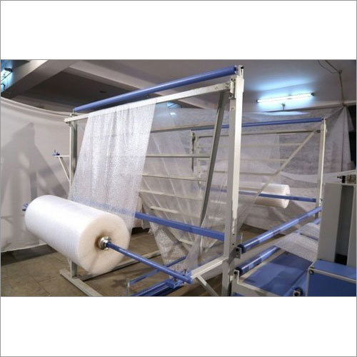 Plastic Bubble Bag Making Machine