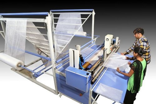 Plastic Bubble Sheet Making Machine
