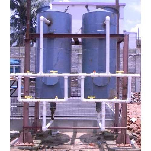 Activated Carbon Filter Tanks