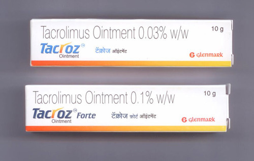 Tacroz Forte Ointment