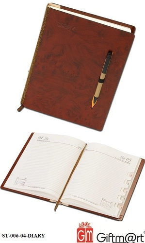 Corporate Leather Diaries
