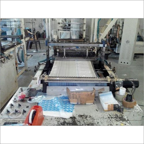 Air Bubble Film Zipper Bag Machine