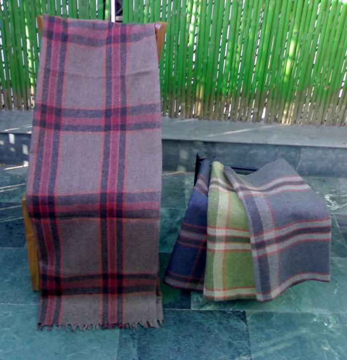 Woollen Charity Blankets