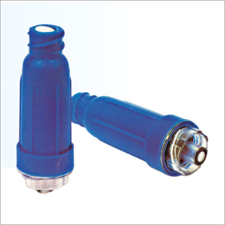 Positive Pressure Needle Free Connector