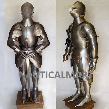 Knight Suit Of Armor Collectibles Wearable Halloween Costume