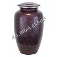 Purple Aluminum Urns