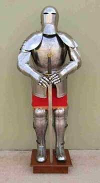 Full Suit Of Armor Special Without Sword Medieval Armor