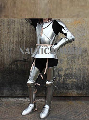 Medieval Larp Ladies Suit Of Armor