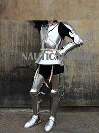 Medieval Larp Ladies Suit Of Armor