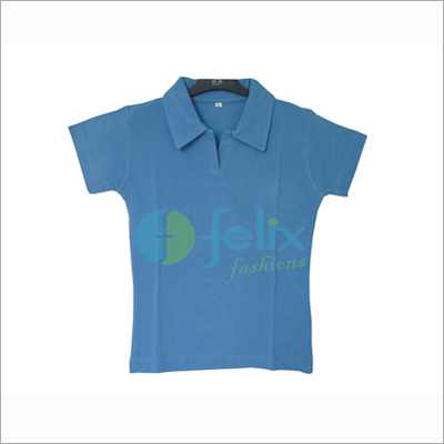 Polo V- Neck T-shirts