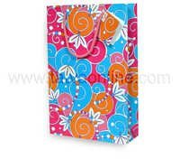 Printing Pink Paper Bags