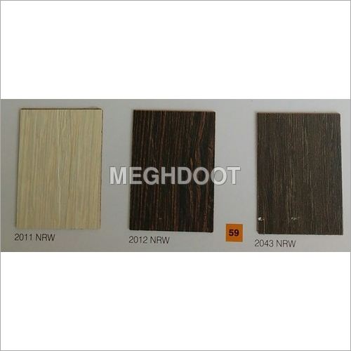 Natural Raw Wood Laminates (2011/2012 NRW)
