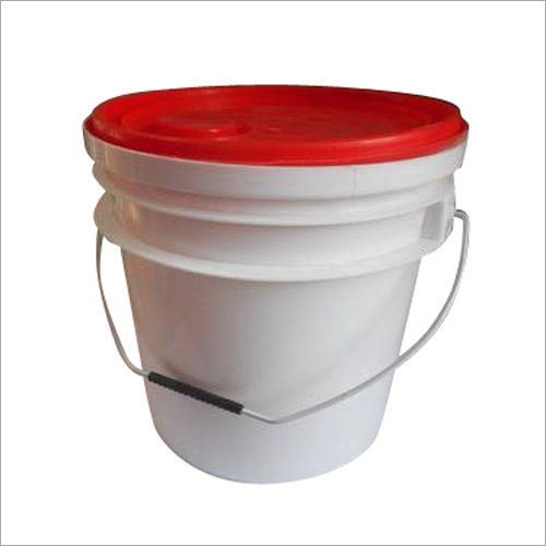 Plain Plastic Container
