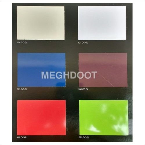 Colour Core Gloss Laminates