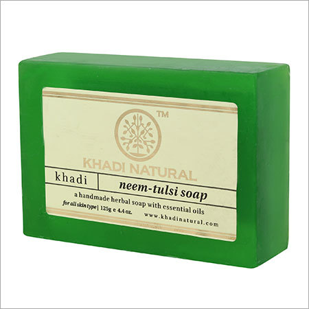 Herbal Neem Tulsi Soap