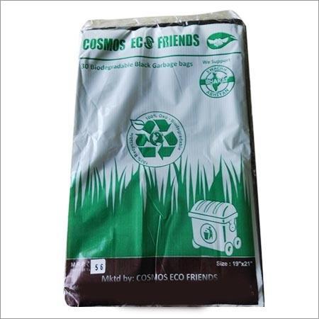 Garbage Bag 19 x 21 Inch Pack in 30Pcs