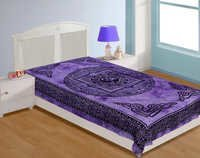 Single Printed Bedsheets