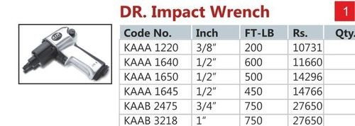 Dr.Impact Wrench
